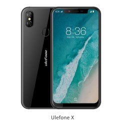 Ulefone X 64GB Dual Black